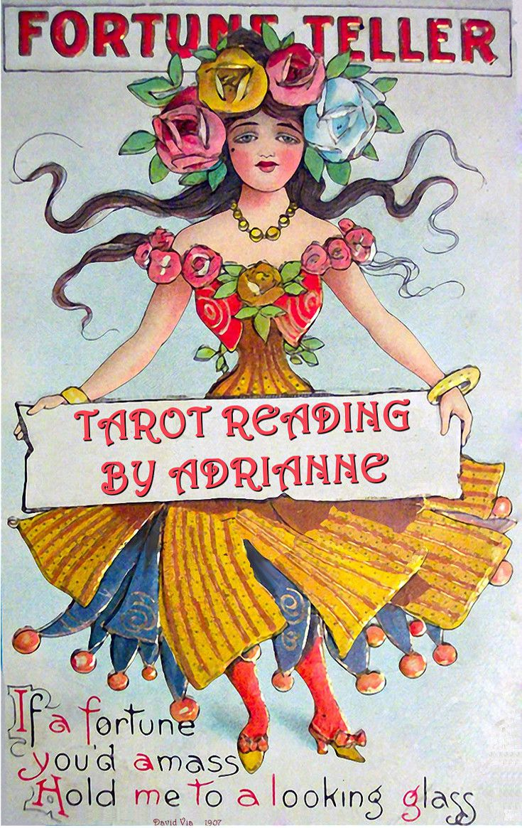 60 Minute Tarot Card Reading
